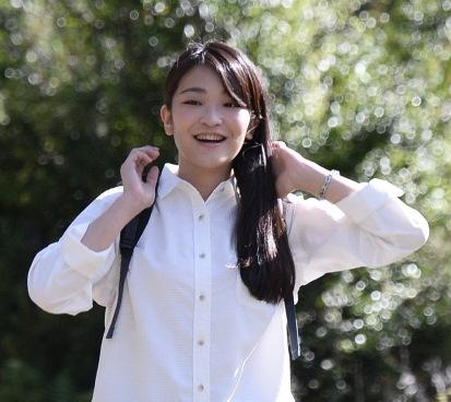 【速報】眞子さま(28)、大学院留年