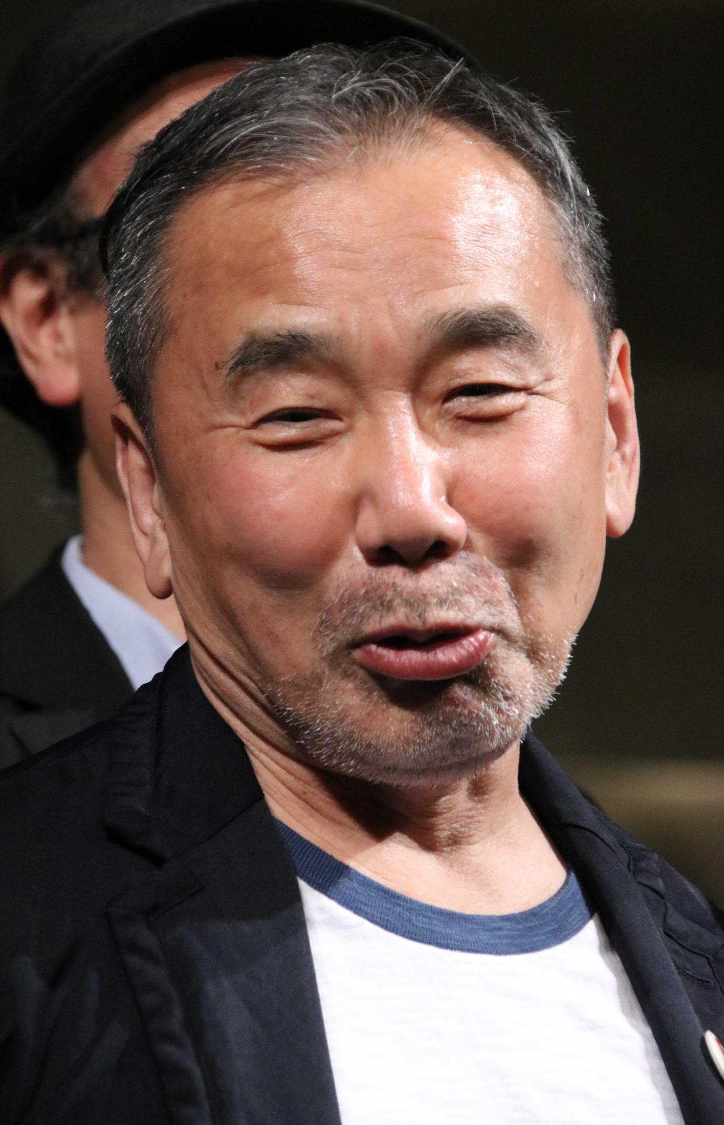 【速報】ノーベル文学賞 村上春樹さん受賞ならず