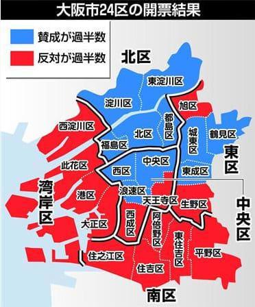 【大阪都構想】「大阪都中央区やめて」東京都中央区が要請。「70年掛けて銀座ブランドを築いてきたのに・・・」