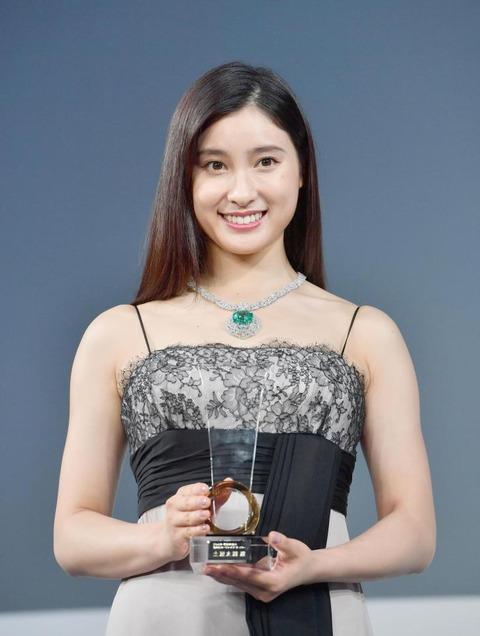Gカップ女優の土屋太鳳ちゃん(24)、お太りになられる