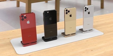 【朗報】新型iPhone、リークされるwwwxwwwxwwwxwww