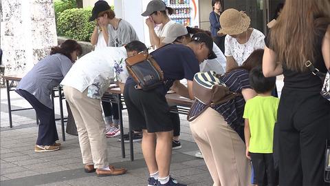 【池袋暴走】車暴走で母子死亡…「子どもと孫を奪っておきながら逮捕もされない」 沖縄で厳罰求め署名活動