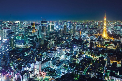 【朗報】日本の都市ランキングついに決まるwww
