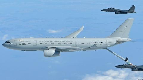 【仮想敵国】韓国「米国さん、空中給油機を売って」→ 米国「北朝鮮は近いから必要ないよね」→ 韓国「東京を爆撃するのに必要だ」