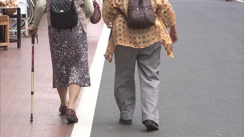 【敬老の日】2040年には日本の人口の1/3が65歳以上 もうこの国ダメぢゃんw