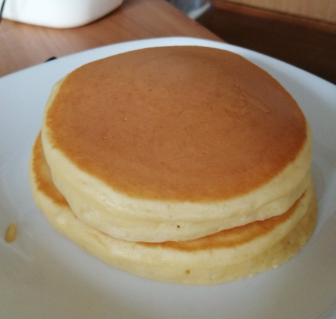 ツイッター「小6の息子がホットケーキ作ってくれたの、見て見て」