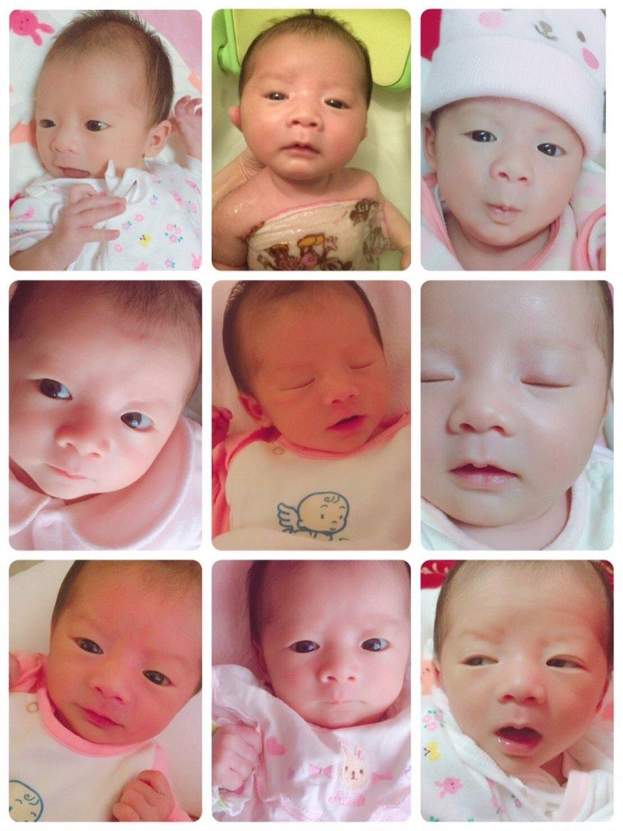 【画像】女さん「産まれた時は沼の主みたいな顔してたのにこんなに顔が変わっていく衝撃」89万いいね