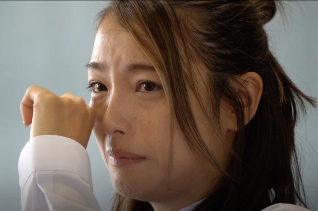 【テレビ】木下優樹菜、ありのままの自分を涙ながらに語る 離島の高校で思い出作り