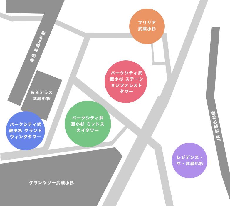 武蔵小杉タワマン売却数、3日前2件 → 今100件を超える